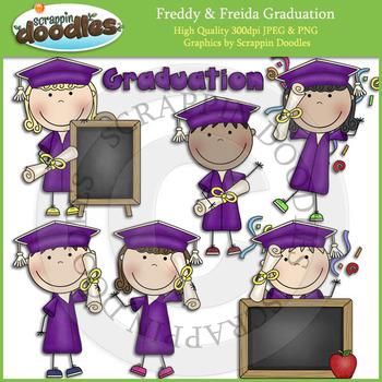 Freddy & Freida Graduation