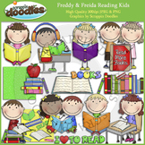 Freddy & Freida Reading Kids