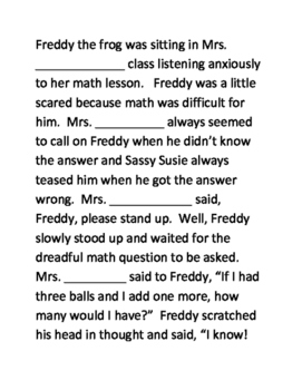 Freddy Meets the Bully