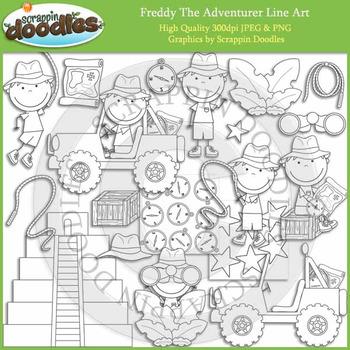 Freddy & Freida The Adventurers