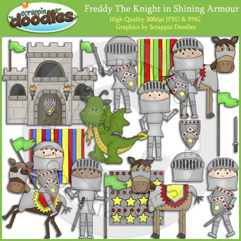 Freddy The Knight In Shining Armour