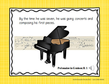 Frederic Chopin - his life and music PPT