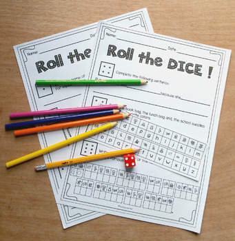 Frederick DOUGLASS Interactive Notebook foldables {+ Roll-the-dice activity}