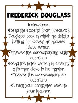 Frederick Douglas Learning Center