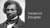 Frederick Douglas - Life history facts information Power Point review