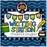 Frederick Douglas Mini Writing Station