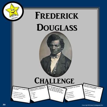 Frederick Douglass Challenge Game