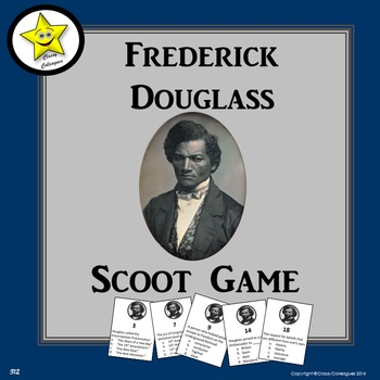 Frederick Douglass Scoot Game