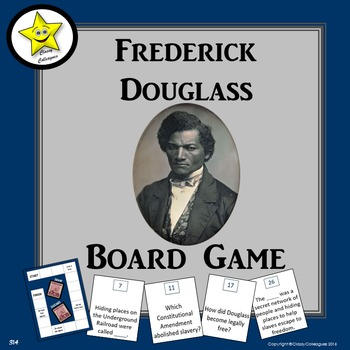 Frederick Douglass Board Game