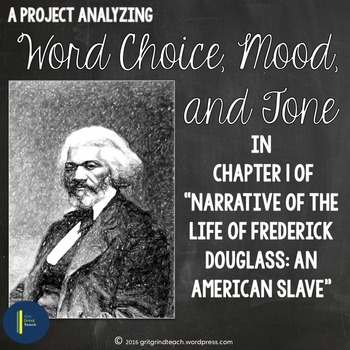 Word Choice, Mood and Tone in Narrative of the Life of Frederick Douglass