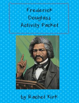 Frederick Douglass Activity Pack