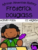 Frederick Douglass Activity Pack