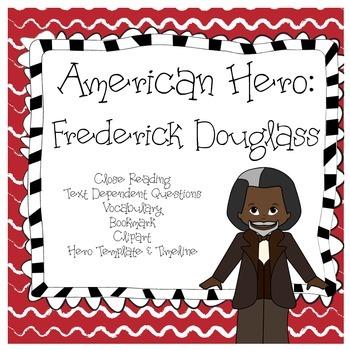 Frederick Douglass: American Hero Unit
