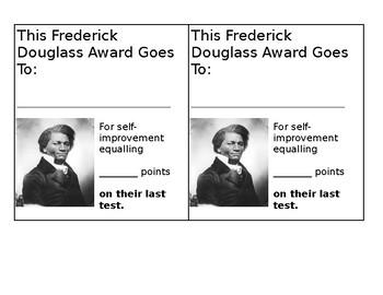 Frederick Douglass Award