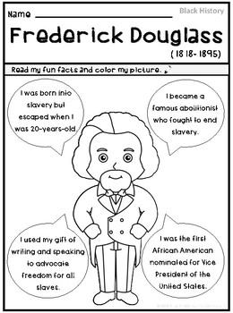 Frederick Douglass | Black History