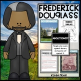 Frederick Douglass Black History Month Activities