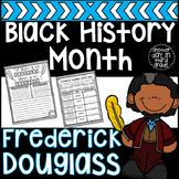 Frederick Douglass Black History Month Activities