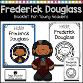 Frederick Douglass Booklet for Young Readers - Emergent Re