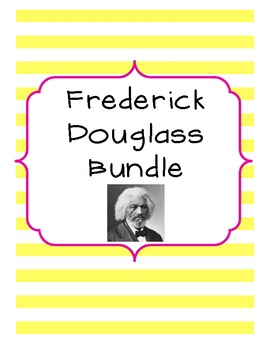 Frederick Douglass Bundle with Assessment