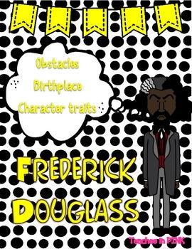 Frederick Douglass {Character Man} #thirdgradetribe