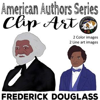 Frederick Douglass Clip Art