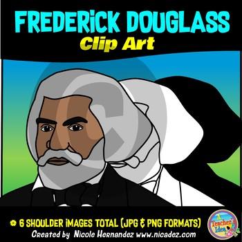 Frederick Douglass Clip Art for Teachers