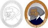 Frederick Douglass Clipart