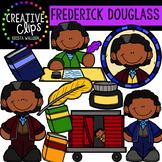 Frederick Douglass Clipart {Creative Clips Clipart}