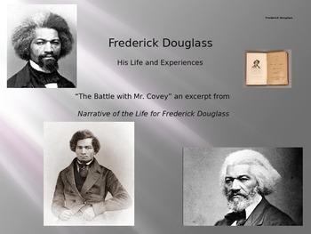 Frederick Douglass: Essential Journal Questions