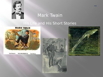 Mark Twain: Essential Journal Questions