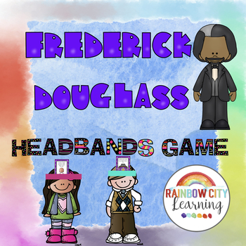 Frederick Douglass Headbands Game