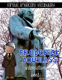 Frederick Douglass {Interactive Vocabulary Sort}