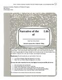 Frederick Douglass: Journal Assignment Sheet & Rubric