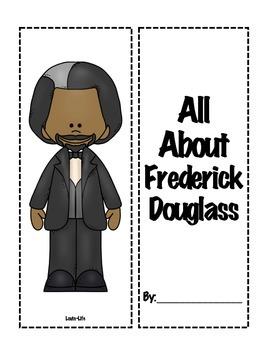 Frederick Douglass Lapbook