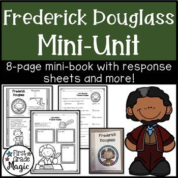 Frederick Douglass Mini-Unit for Black History Month