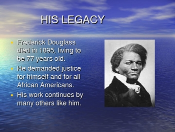 Frederick Douglass Powerpoint