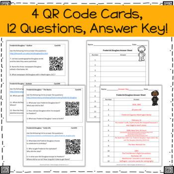 QR Code Quest: Frederick Douglass