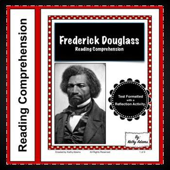 Frederick Douglass Reading Comprehension