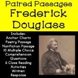 Frederick Douglass Reading Comprehension Paired Passages