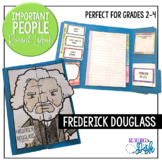 Frederick Douglass Research Lapbook