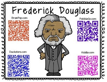 Frederick Douglass-Historical Figure Research Booklet
