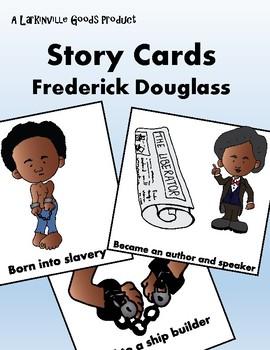 Frederick Douglass Story Cards