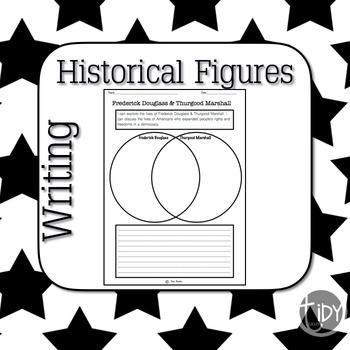 Frederick Douglass & Thurgood Marshall