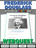 Frederick Douglass - Webquest with Key (History.com)
