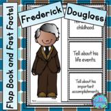 Frederick Douglass Activity- Black History Month Project ESL