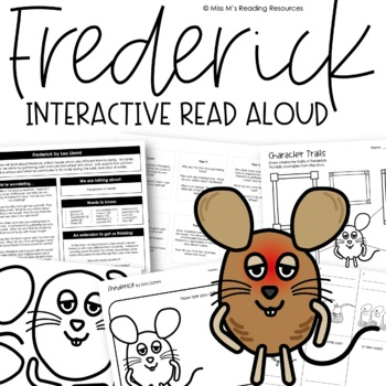 Frederick Interactive Read Aloud and Activities