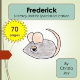 Frederick Literacy Unit for Special Education