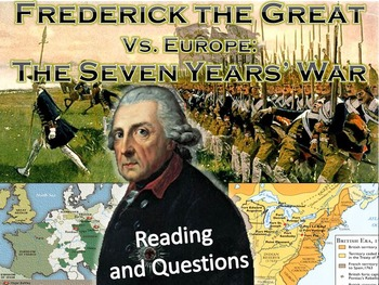 Frederick the Great vs. Europe: The Seven Year' War