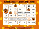 Free 1 More and 1 Less Game - Pumpkin Thief 1 Before and 1 After