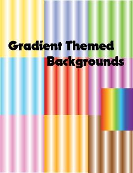 Free 10 Color Gradient Backgrounds